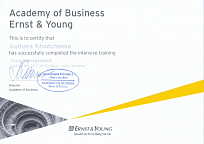 Academy of Business Ernst & Young